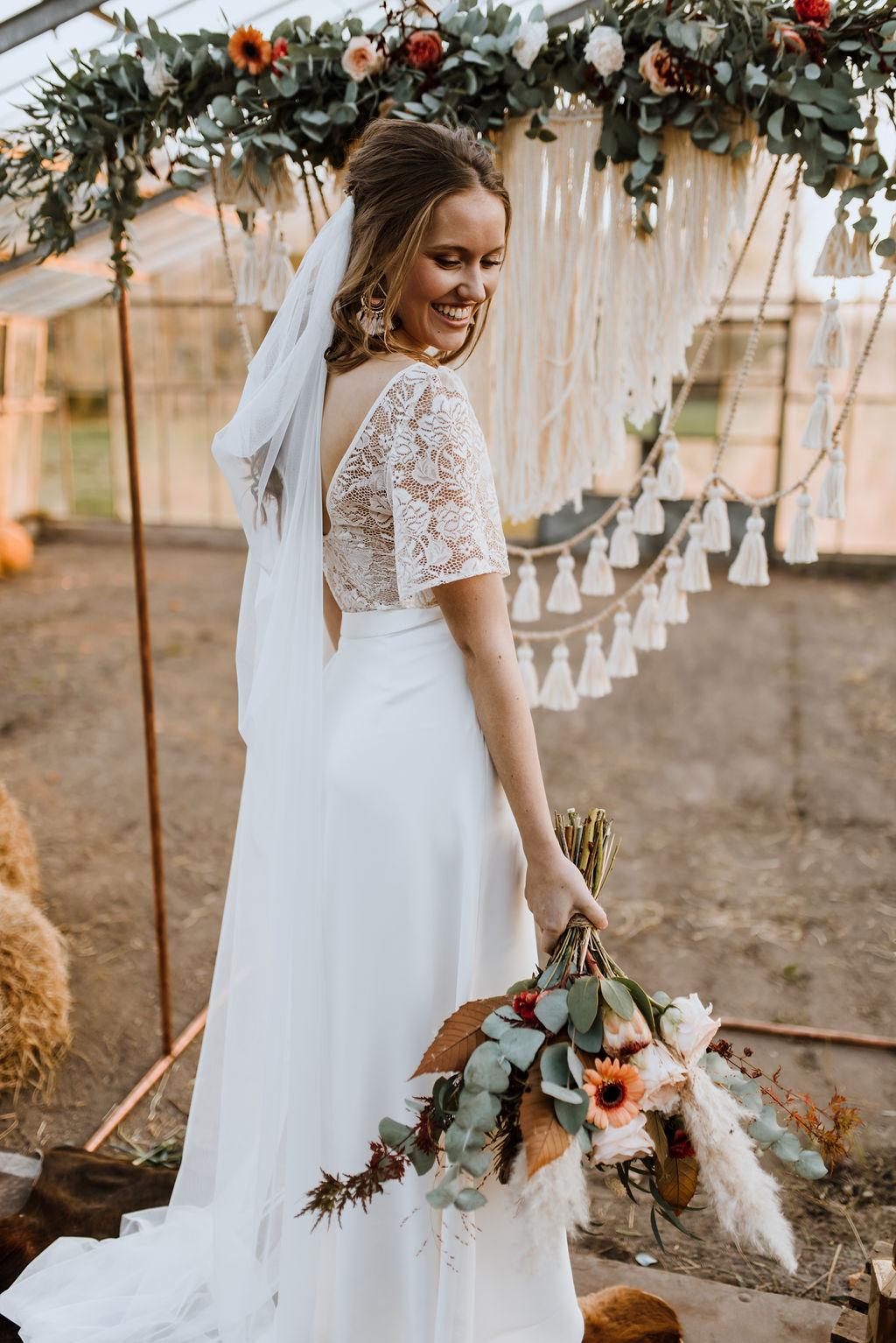 Labude Brautmode